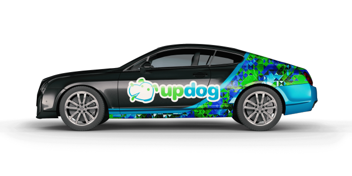 Updog Wraps Car Wraps Van Wraps Truck Fleets San