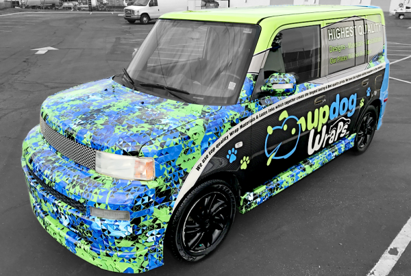 Car Wrap - UpdogWraps