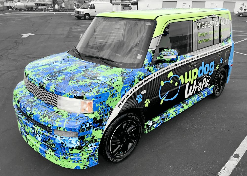 Car Wrap - UpdogWraps
